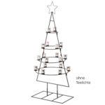 Casa Deco Metall-Weihnachtsbaum im Angebot | Aldi Süd 14.11.2019 - KW 46
