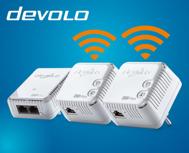 Devolo dLAN 500 WiFi-Network-Kit