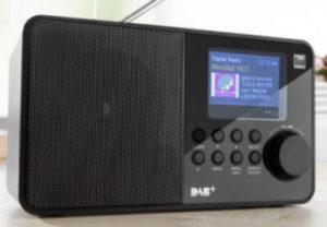 Dual BR-Edition DAB+UKW-Radio DAB18C