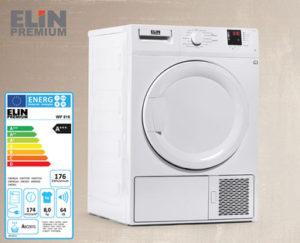 Elin Premium Wärmepumpentrockner WP 816
