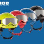 INOC Wintersporthelm für Kinder und Jugendliche im Angebot bei Hofer 8.11.2018 - KW 45