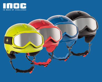 INOC Wintersporthelm für Kinder und Jugendliche