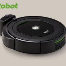 IROBOT Roomba 696 Staubsauger-Roboter: Hofer Angebot 4.12.2017 - KW 49