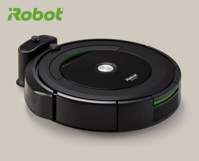 irobot roomba 696 staubsauger roboter im hofer angebot. Black Bedroom Furniture Sets. Home Design Ideas