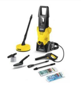 Kärcher K3 Home & Car + T150 Hochdruckreiniger im Real Angebot