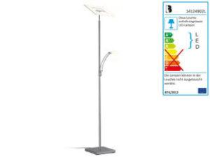 LED-Deckenfluter Eckig
