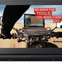 Lenovo V110-15 Notebook mit AMD E2-9010 im Real Angebot