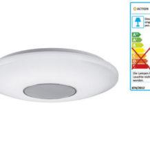 Lidl 5.11.2018: Livarno Lux LED-Deckenleuchte mit Bluetooth-Lautsprecher im Angebot