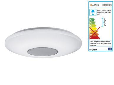 LIVARNO LUX LED-Deckenleuchte mit Bluetooth-Lautsprecher