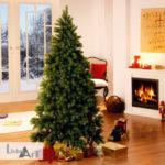 Living Art Künstlicher Tannenbaum im Angebot bei Aldi Nord [KW 47 ab 23.11.2017]