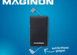 Maginon Powerbank im Angebot bei Hofer / Aldi Schweiz [KW 46 und KW 47]