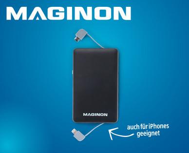 Maginon Powerbank im Hofer Angebot [Schnell zugreifen]