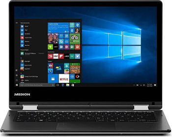 Real: Medion Akoya E2227T Convertible Notebook im Angebot ab 18.6.2018