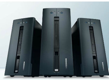 Medion Akoya P56000 Performance-PC-System bei Aldi Süd ab 16.11.2017 erhältlich