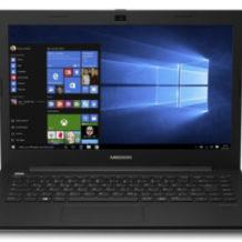 Medion Akoya S4219 Notebook im Real Angebot
