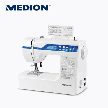 Bild von Medion MD 15694 Digitale Nähmaschine im Angebot bei Aldi Nord 10.12.2020 – KW 50