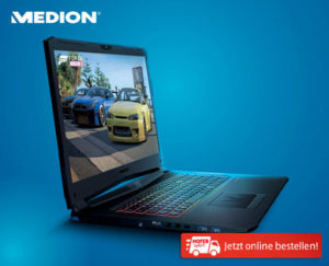 Medion Erazer X7855 High-End-Notebook