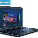 Hofer 28.5.2018: Medion P7652 MD 61200 High-Performance-Notebook