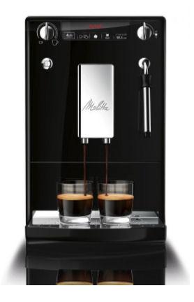 norma melitta caffeo solo milk kaffeevollautomat im angebot. Black Bedroom Furniture Sets. Home Design Ideas
