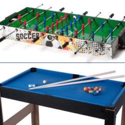 Multifunktions-Spieltisch im Angebot » Hofer 12.11.2018 - KW 46