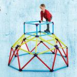 Hofer 26.3.2018: Outdoor-Zone Klettergerüst für Kinder im Angebot