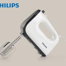 Hofer 9.12.2019: Philips Handmixer Premium im Angebot