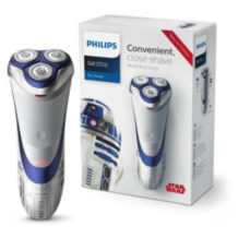 Philips Star Wars Special Edition Rasierer SW 3700/07 im Real Angebot