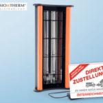 PhysioTherm Mobiler Infrarot-Einzelstrahler im Hofer Angebot [KW 50 ab 11.12.2017]