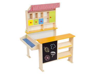 Playtive Junior Kaufladen im Angebot bei Lidl [KW 8 ab 19.2.2018]