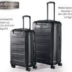 Royal Class Travel Line Polycarbonat-Koffer-Set lightweight 2-teilig im Angebot bei Aldi Süd