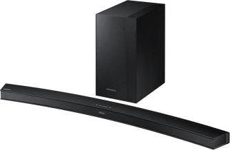 Samsung HW-M4500 2.1 Bluetooth-Soundbar Curved • Real Angebot