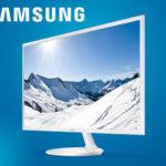 Samsung LS32F351 31,5-Zoll Monitor im Angebot bei Hofer 8.12.2017 - KW 49