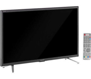 Sharp LC-24CFG6132EM Smart-LED-TV Fernseher