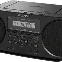 Sony ZS-RS60BT Bluetooth-Stereo-Boombox: Real Angebot ab 7.10.2019 - KW 41