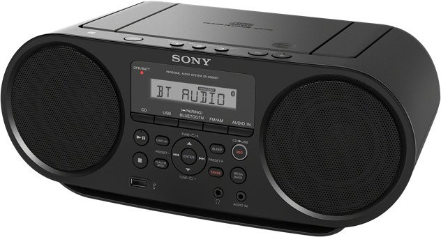 Sony ZS-RS60BT Bluetooth-Stereo-Boombox Real 7.10.2019