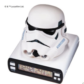 Star Wars Wecker