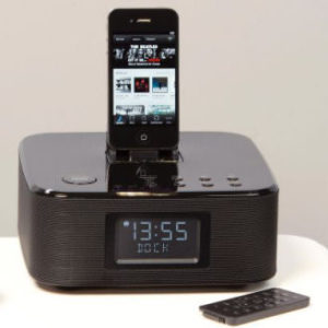 terris radiowecker mit dockingstation f r ipod iphone im. Black Bedroom Furniture Sets. Home Design Ideas