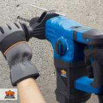 Top Craft Bohrhammer im Angebot bei Aldi Nord [KW 6 ab 5.2.2018]