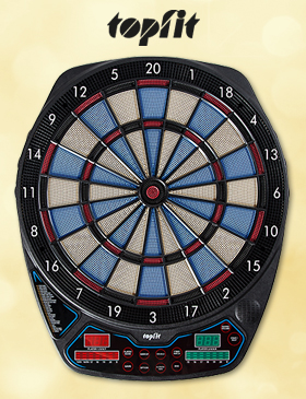 Topfit LED-Dartspiel im Norma Angebot