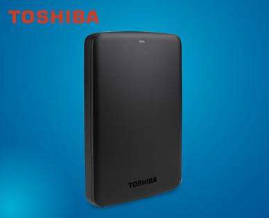 Toshiba 1TB Externe Festplatte im Hofer Angebot