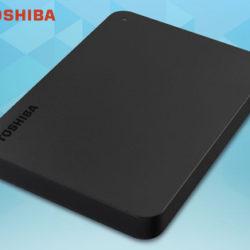 Hofer 29.11.2018: Toshiba 1 TB 2,5-Zoll Externe Festplatte im Angebot