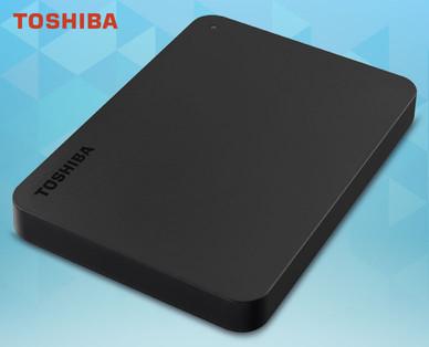 Toshiba 2,5 Zoll Festplatte