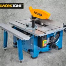 Workzone Tischkreissäge 1200 Watt: Hofer Angebot