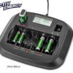 Activ Energy Profi-Schnell-Ladegerät mit USB im Angebot bei Aldi Süd [KW 51 ab 21.12.2017]