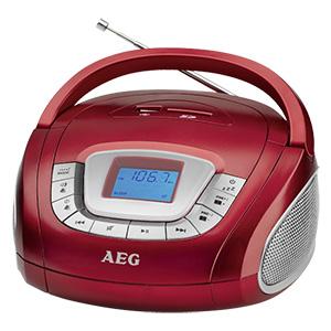 AEG SR 4373 Stereo-Radio bei Real ab 2.1.2018 erhältlich