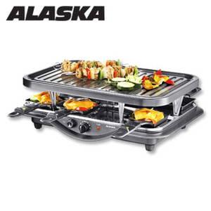 Alaska RG 1210 Raclette-Grill im Real Angebot