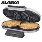 Alaska WA 1213 Doppel-Waffelautomat im Angebot | Real 18.11.2019 - KW 47