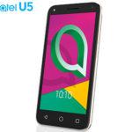 Alcatel U5 4047F 5-Zoll Smartphone im Angebot bei Aldi Süd 27.12.2017 - KW 52