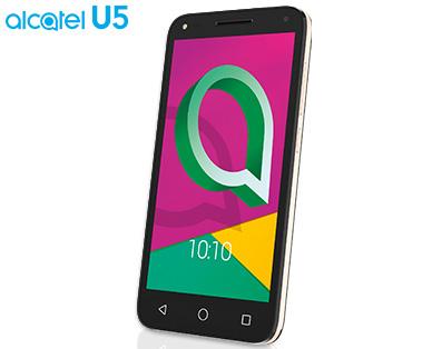 Aldi Süd 27.12.2017: Alcatel U5 4047F Smartphone im Angebot