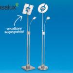 Casalux LED-Deckenfluter mit Leselicht im Hofer Angebot [KW 50 ab 14.12.2017]